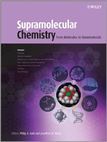 Supramolecular Chemistry From Molecules to Nanomaterials